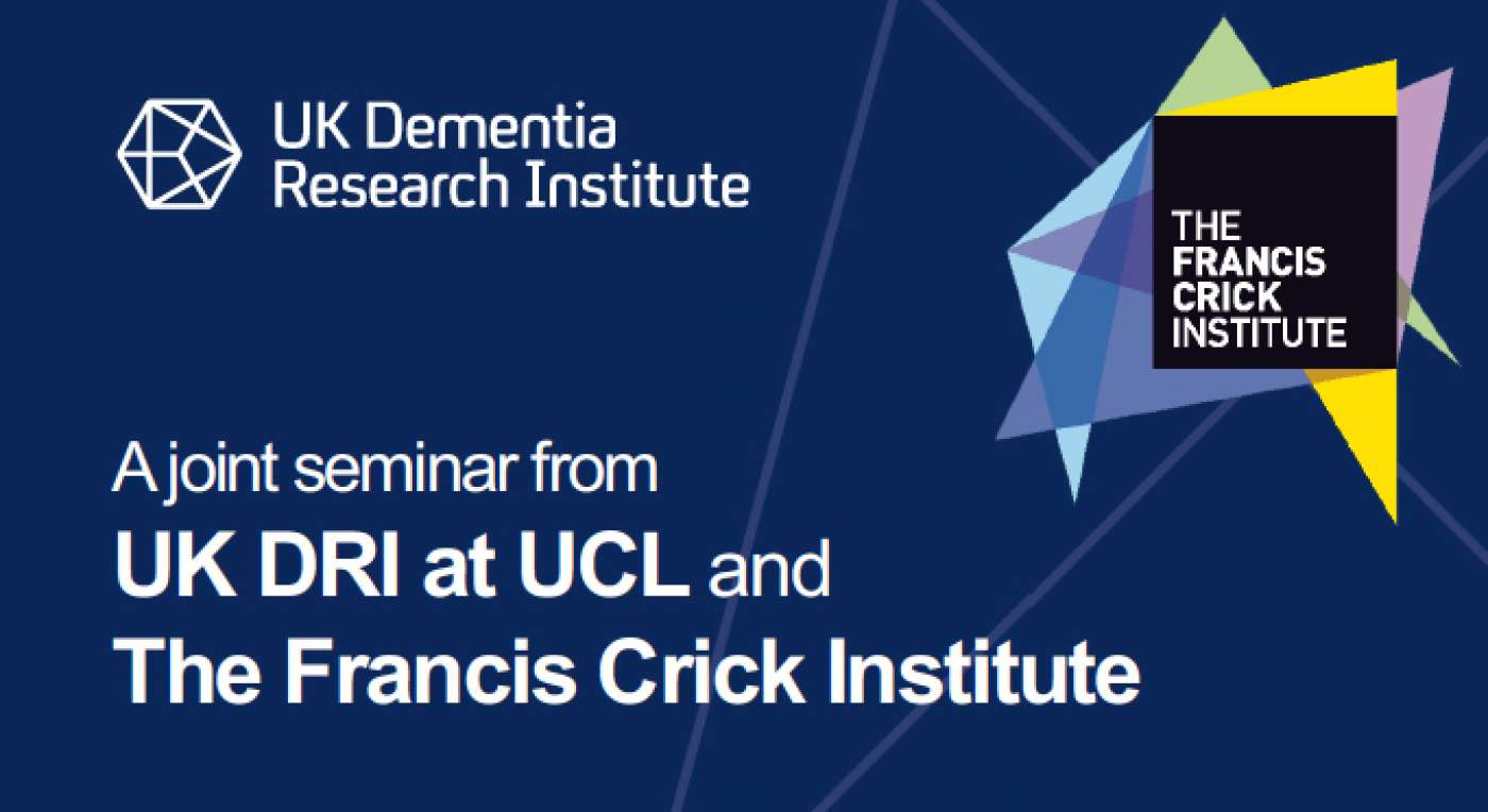 Uk Dri At Ucl Crick Seminar