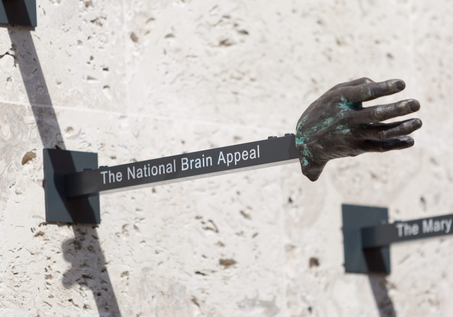 The National Brain Appeal Ucl Donor Wall